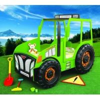 Traktor barnsäng - Valfri färg!