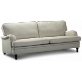 Howard Deluxe 4-sits soffa - Beige