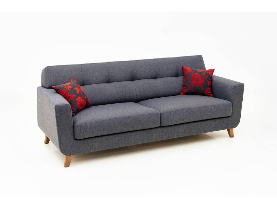 Betty 2-sits soffa - Valfri möbelklädsel!