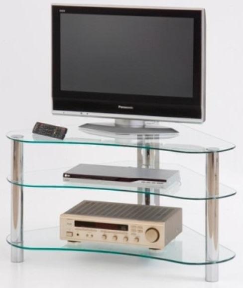 Charlie TV stativ - Transparent