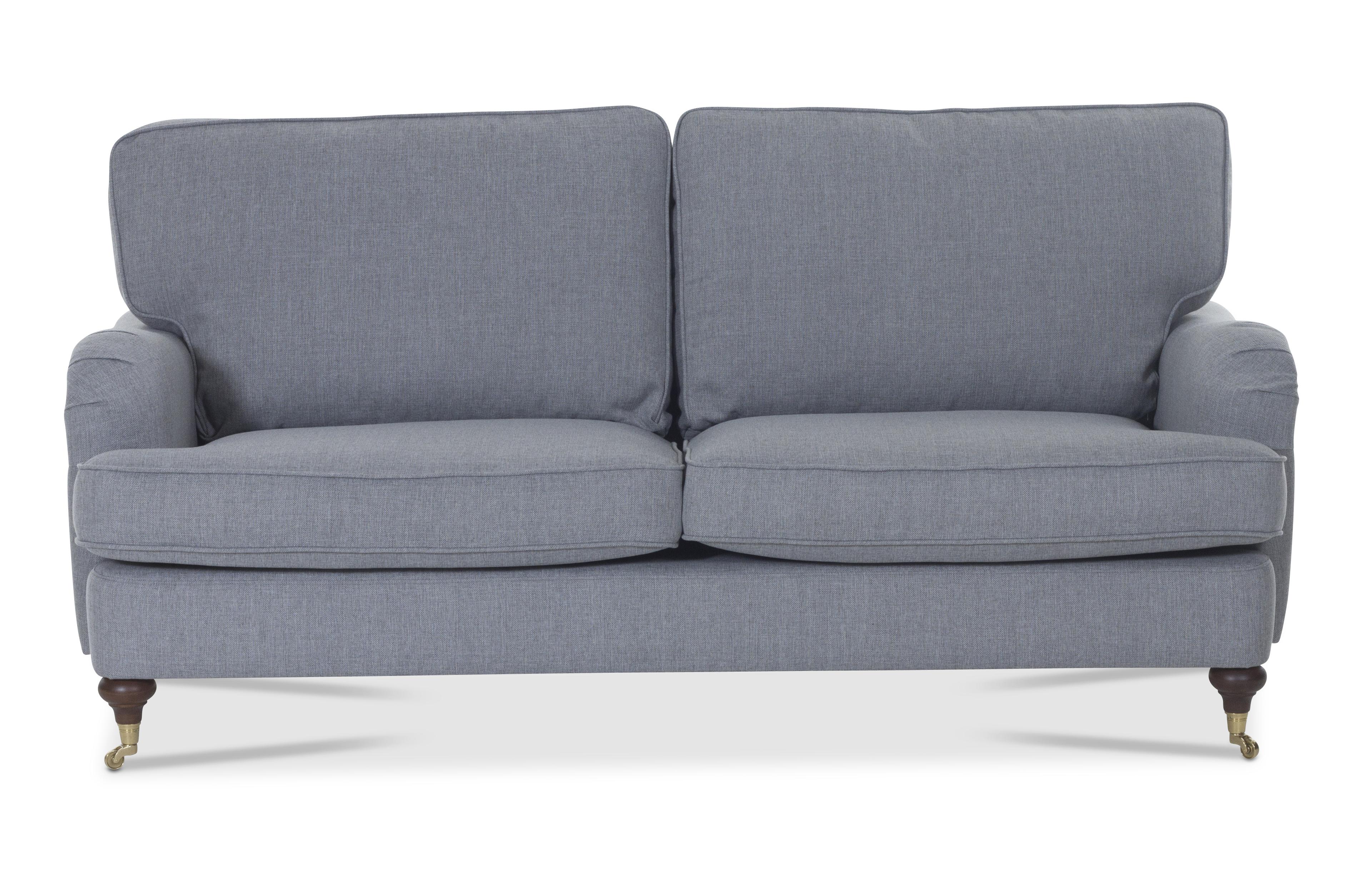 Howard Watford 3-sits rak soffmodell - Grå