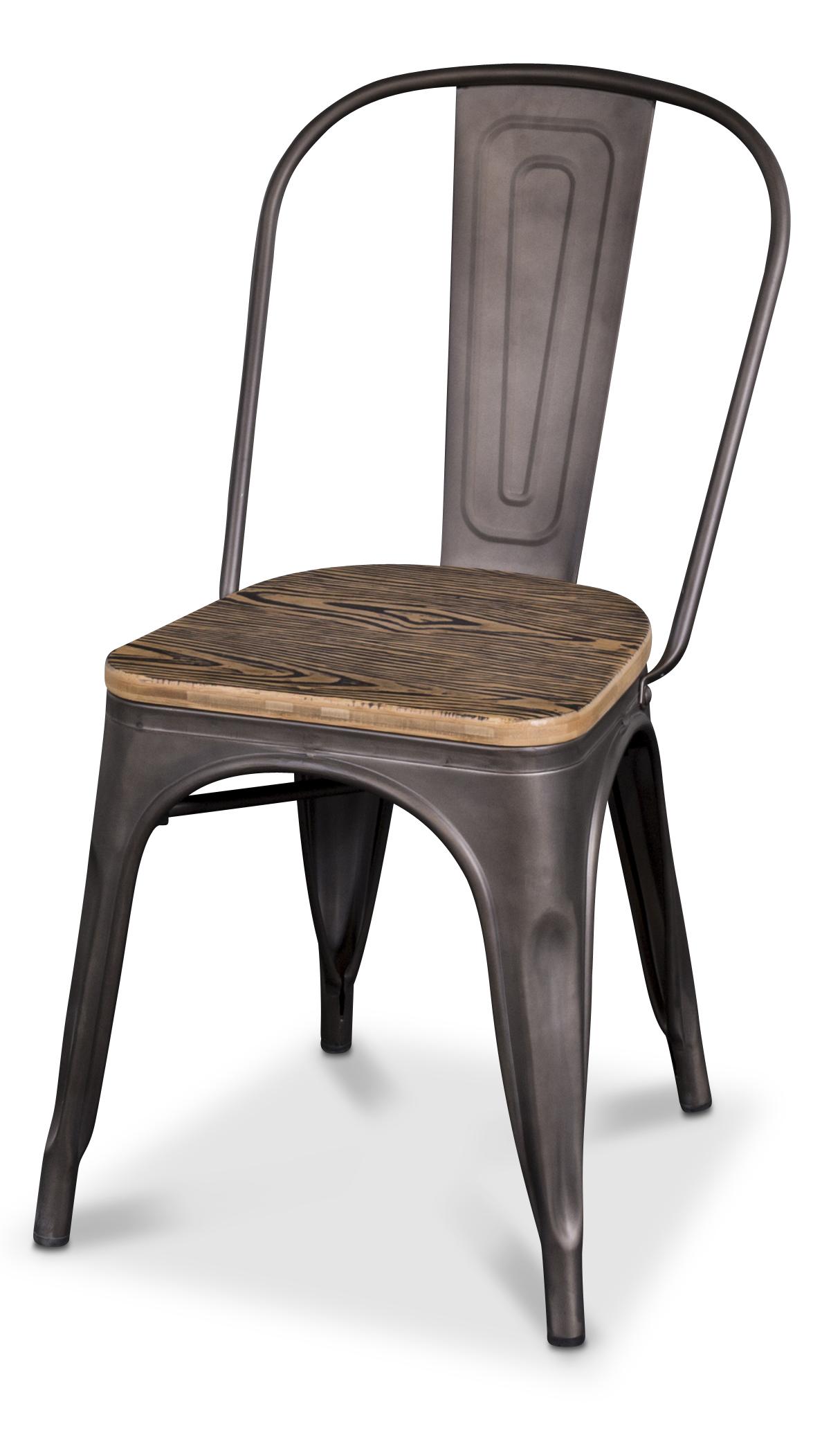 Stol industry - Plåt / trä