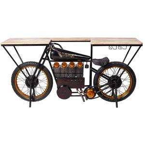 James barbord - Motorcykel