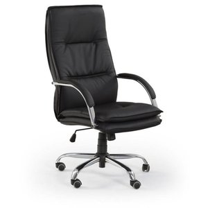 Kenya kontorsstol - svart (PU)