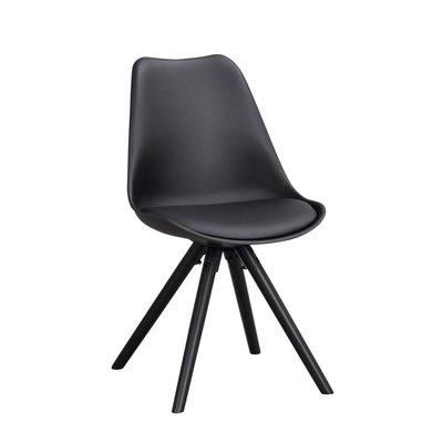 Twist stol - Svart