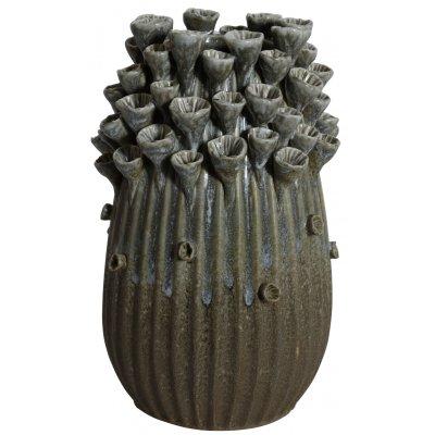 Vas Caleta H29 cm - Grön