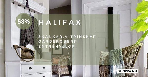 Halifax möbelserie - Supersparapriser!