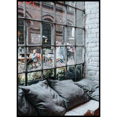 WINDOW - Poster 50x70 cm