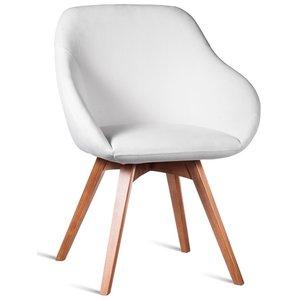 Cleon karmstol - Valfri färg på klädsel och ben