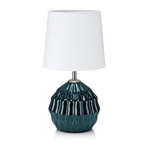 Lora Bordslampa - Grön/Vit