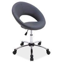 Jaida skrivbordsstol - Grå