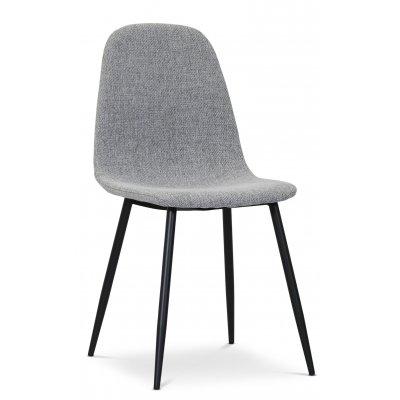 Carisma stol - Grå (Tyg)/svart