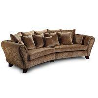 Buffalo 4-sits soffa 290 cm - Valfri färg!
