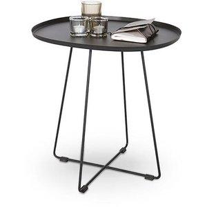 Christel lampbord - Svart/metall & 399.00