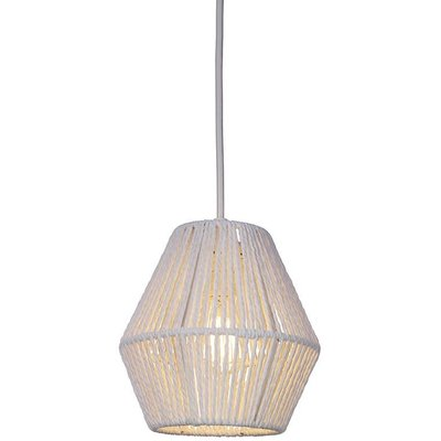 Nest fönsterlampa - Vit