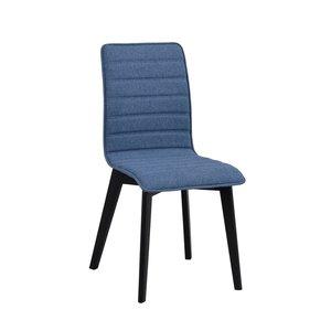 Hettie stol - Blå/svart