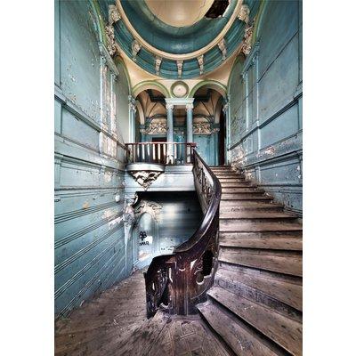 Glastavla Stairs nr 1 - 120x80 cm