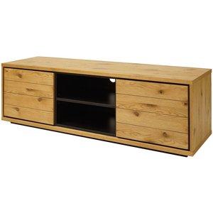 TV-bänk Emmy 150 cm - Ekfanér