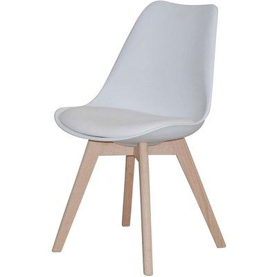 Robertsfors stol - Vit