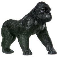 Prydnads Gorilla - Svart