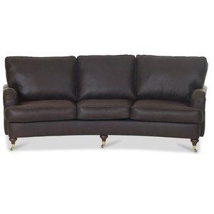Howard Watford Deluxe 4-sits svängd soffa - Vintage
