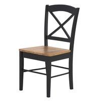 Merida stol med eksits - Svart