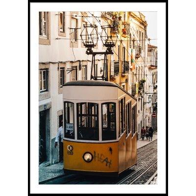 TROLLEY CAR - Poster 50x70 cm