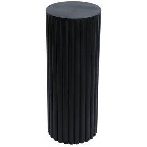 Pure piedestal H60 cm - Svart