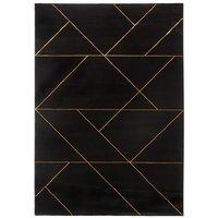 Maskinvävd matta - Deluxe Royal Guld