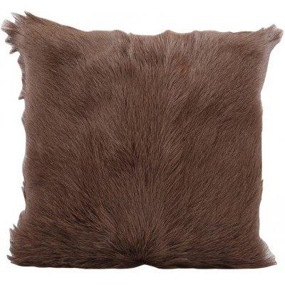Goat kuddfodral 45x45 cm - Brown