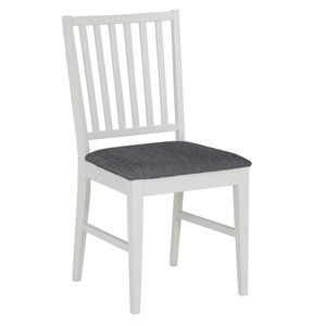 Vienna stol - Vit