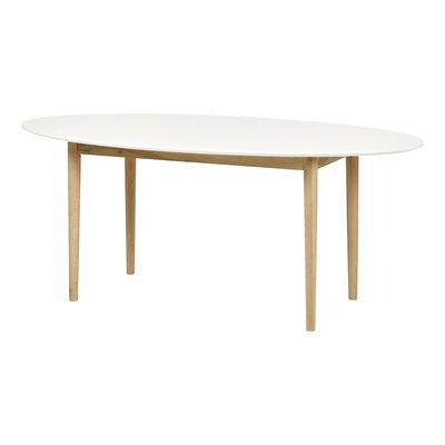 Bergen matbord vitoljad ek