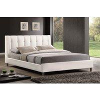Säng Kewanee färg vit