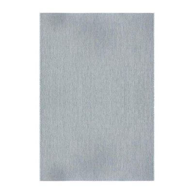 Flatvävd / slätvävd matta Belfort - Silver
