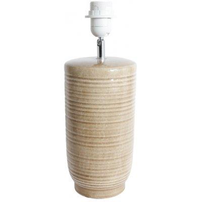 Bordslampa Vass H25 cm - Brun (glansig)