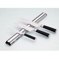Ståle magnetlist för knivar - Aluminium
