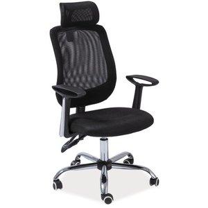 Chaya skrivbordsstol - Svart