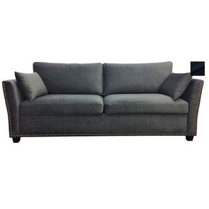 Liberty 2,5-sits soffa - Mörkblå