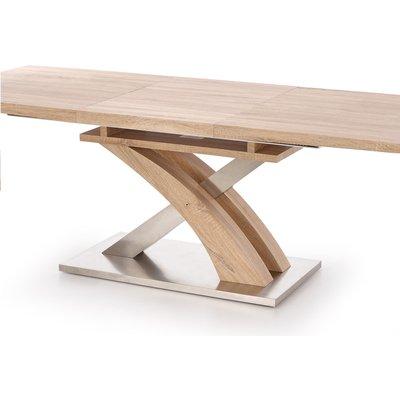 Bonita matbord 160-220 cm - Ljus Ek