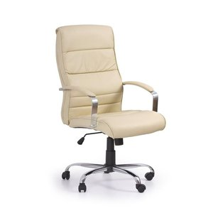 Emilee kontorsstol - beige