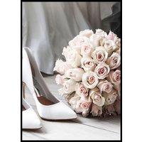 BRIDE ROSES - Poster 50x70 cm