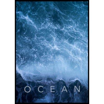 OCEAN - Poster 50x70 cm