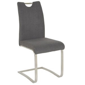 Bob Steel stol - Grå