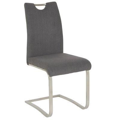 Bob Steel stol - Grå / Metall