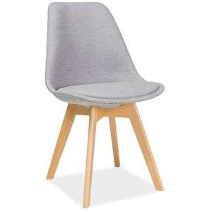 Emmaboda stol - Ljusgrå
