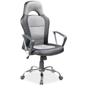 Noemi kontorsstol - Svart/grå
