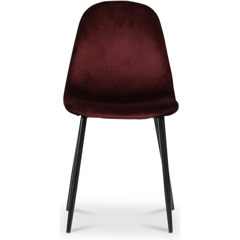 Carisma stol Bordeaux (sammet) 599 kr Trendrum.se