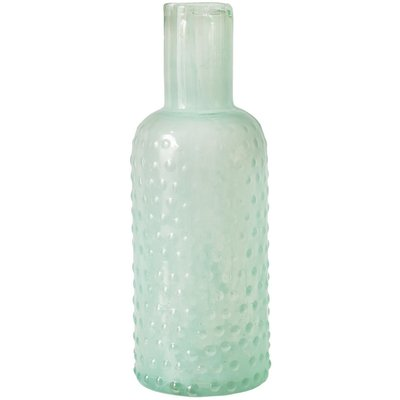 Vas glasflaska bubblor PE136840 - Turkos