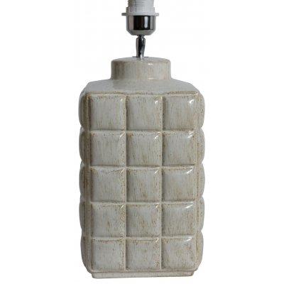 Chess lampfot H40 cm - Beige