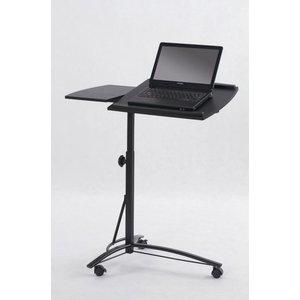 Hector bord för bärbar dator - svart